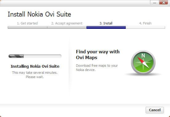 Nokia Ovi Suite 2