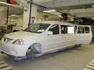 Dacia Logan MCV Limuzină