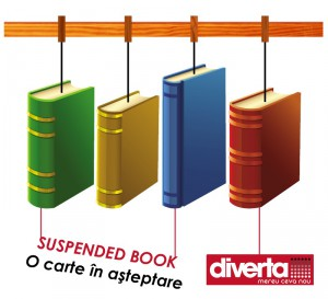 suspended books diverta