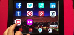 Aplicatie de browsing pentru restaurantele McDonald's dezvoltata de iCenter
