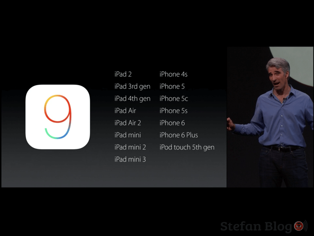 ios9-compatibile-devices