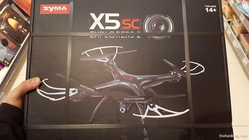 Syma-x5xc