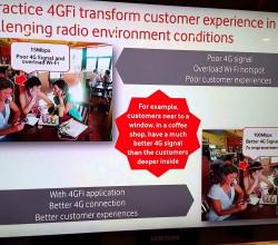 Vodafone 4GFi – sau cum poti oferi internet 4G in locurile fara semnal #MWC16